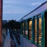 métro parisien ratp
